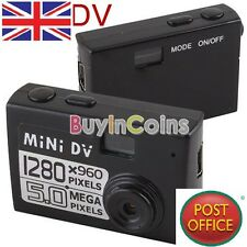 5mp Hd más pequeño Mini Dv Espía Cámara Digital Video Recorder videocámara Webcam Dvr