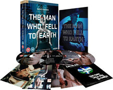 DAVID BOWIE - THE MAN WHO FELL TO EARTH 40th ANNIVERSARY DELUXE ED (NEW)