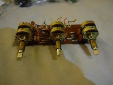Marantz 2245 Stereo Receiver Parting Out Bass/Mid/Treble Potentiometers + Board