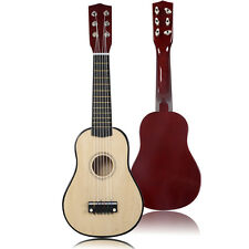 """New 25"""" Beginners Kids Acoustic Guitar 6 String with Pick Children Kids Gift"""