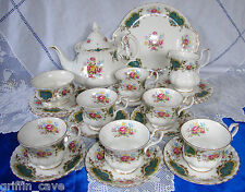 Superb ROYAL ALBERT BERKELEY Tea Set