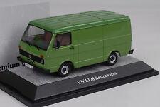 1975/86 Volkswagen VW lt28 coche recuadro van Green verde 1:43 premium classixxs