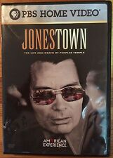 Jonestown: The Life and Death of Peoples Temple (PBS Home Video DVD)