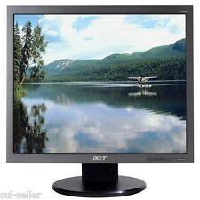 """Acer B193 48 cm (19"""") 5:4 LCD TFT Monitor Business Serie - Schwarz DVI"""
