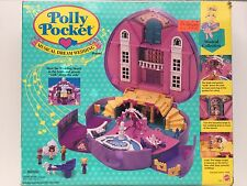 POLLY POCKET 1994 Polly's Wonderful Wedding Party MUSICAL **NEW & SEALED**