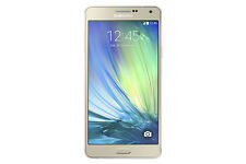 Box Pack Samsung  Galaxy A7 - 16 GB - Champagne Gold - Smartphone