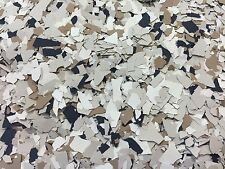 Colored Flakes for Dura-Kote Epoxy Floor Coating System with Color Vinyl Chips