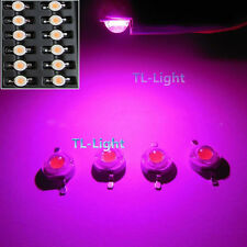 10pcs 1W Plant Grow Full Spectrum 380-840nm High Power LED Chip Bead Bulb Lamp