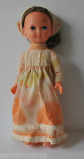 vintage PUPA ROVIGO DOLL Made in Italy 1960s - rj