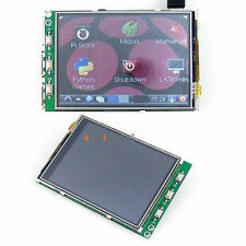 "3.2"" TFT LCD RGB Touch Screen Display Monitor For Raspberry Pi Board B+ B PI2"