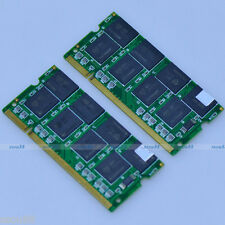 NEW 2GB 2 x 1GB PC2700 333mhz SODIMM DDR 333 200pin Laptop Memory RAM Free Ship