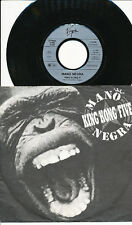 MANO NEGRA 45 TOURS GERMANY KING KONG FIVE+