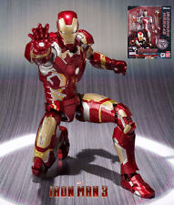 BANDAI S.H.Figuarts Marvel Avengers Iron Man Mark 43 Action Figures Spielzeug