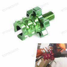 Universal 8MM CNC Clutch Brake Cable Adjuster Kawasaki Motorcycle Dirt Bike