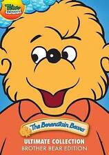 The Berenstain Bears: Ultimate Collection (DVD, 2013, Brother Bear Edition)