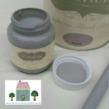 EVERLONG CHALK PAINT SHABBY CHIC FURNITURE EARL GREY TESTER