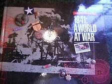 World War II Remembered 1941: A World At War stamps