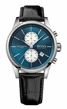 Hugo Boss Quartz Analog Blue Dial Men's Watch 1513283  BRAND NEW $325!