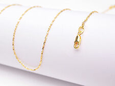 """1Pcs 28inch Wholesale 18K Yellow GOLD Filled """"STAR"""" CHAIN NECKLACEs For Pendant"""