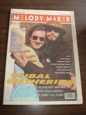 MELODY MAKER 1990 OCTOBER 20 U2 TWIN PEAKS NORTHSIDE PREFAB SPROUT OCEAN COLOUR