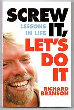 Screw It, Let's Do It, Lessons in life, Richard Branson