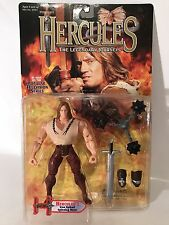 Vintage Hercules Legendary Journeys I 1 Iron Spiked Spinning Mace Figure 1995
