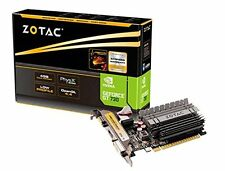 ZOTAC GeForce GT 730 4GB DDR3 Low Profile PCI-Express Video Card,(New FREE SHIP)
