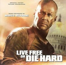 FREE US SHIP. on ANY 2 CDs! NEW CD : Live Free Or Die Hard Soundtrack
