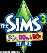 THE SIMS 3 70's 80's 90's expansion [PC/Mac] Origin key