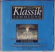 Die Klassik Sammlung. Handel - von Pitamic: Water & Fireworks Music Like New