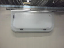 80's/90's Avondale Mayfly Caravan Toilet Window - Opaque