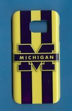 MICHIGAN WOLVERINES 1 Piece Case / Cover Samsung GALAXY S7 (Design 2)+Stylus