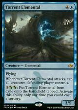 Torrent elemental foil | nm | Fate Reforged | Magic mtg