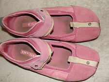 VERY NICE PINK DIESEL SHOES - SIZE EUR36