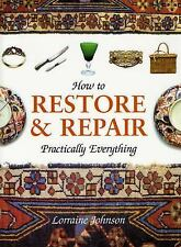 How to Restore & Repair Practically Everything-ExLibrary