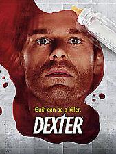Dexter - Series 1-5 (DVD, 2011, 21-Disc Set)dvd free postage uk
