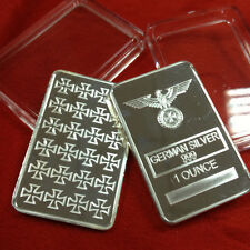 1 oz Silver Silver bullion German Silver Iron Cross Reichsadler Eagle