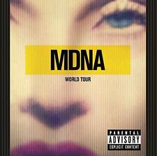 Madonna MDNA World  Tour Dopple CD  NEU OVP