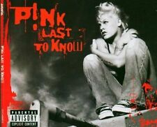 P!nk Last to know (2003) [Maxi-CD]