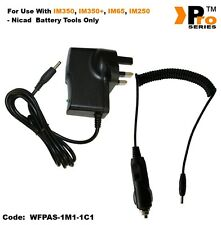 ProSeries Wall Charger+  In Car Charger For Paslode Charger Base  002