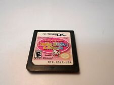 Loving Life Hello Kitty & Friends game (Nintendo DS) lite dsi xl 3ds 2ds
