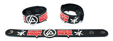 Linkin Park NEW! Rubber Bracelet Wristband Free Shipping Numb aa300