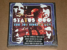 STATUS QUO - THE 70s SINGLES - BOX 6 CD SIGILLATO (SEALED)