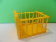 PLAYMOBIL – Cage jaune / 3242