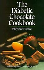 The Diabetic Chocolate Cookbook by Mary Jane Finsand (1990, Paperback, Reissue)