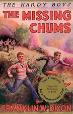 The Missing Chums (Hardy Boys, Book 4)-ExLibrary
