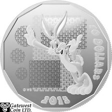 2015 $10 .9999 Fine Silver Coin-Looney Tunes (TM);''What's Up, Doc?''(17515)(NT)