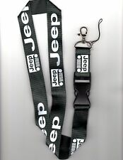 Lanyard- Jeep-gray