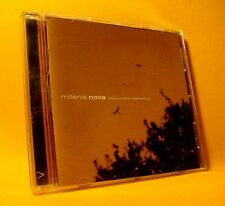 CD Millenia Nova Slow E-Motion Sightseeing 14TR 1999 Leftfield, Downtempo, Pop