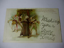 K215 - 1902 Merry Wives of Windsor - William Shakespeare POSTCARD with Stamp
